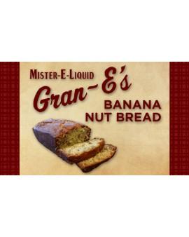 Gran-E's Banana nut bread 30ml