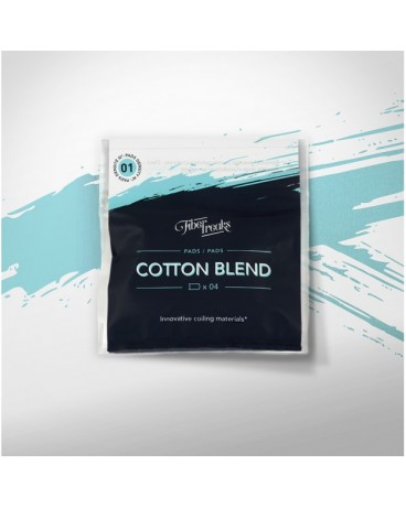 Cotton blend Fiber Freaks